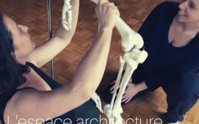 L'espace architecture – Module en 8 jours – Possibilité de prise en charge